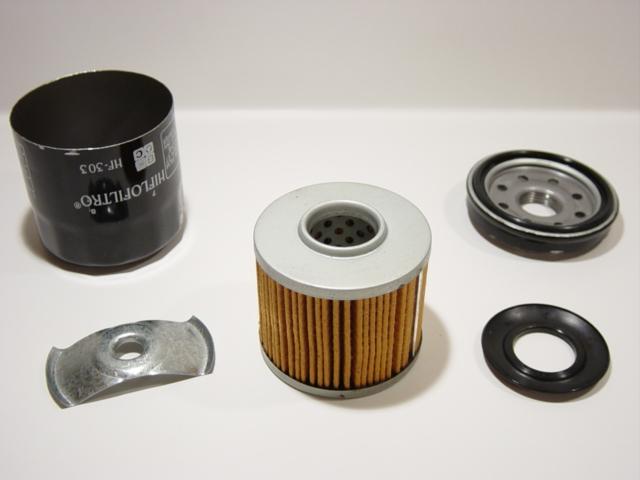 Oil Filter Hi Flo HF303